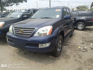 Lexus GX 2006 470 Sport Utility Blue   Cars for sale in Lagos State, Apapa