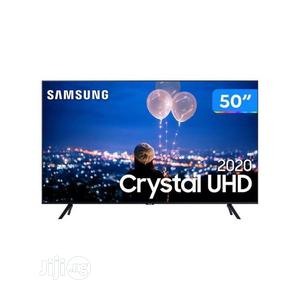 """Samsung 50"""" Crystal UHD 4K Smart TV Series 8 - 