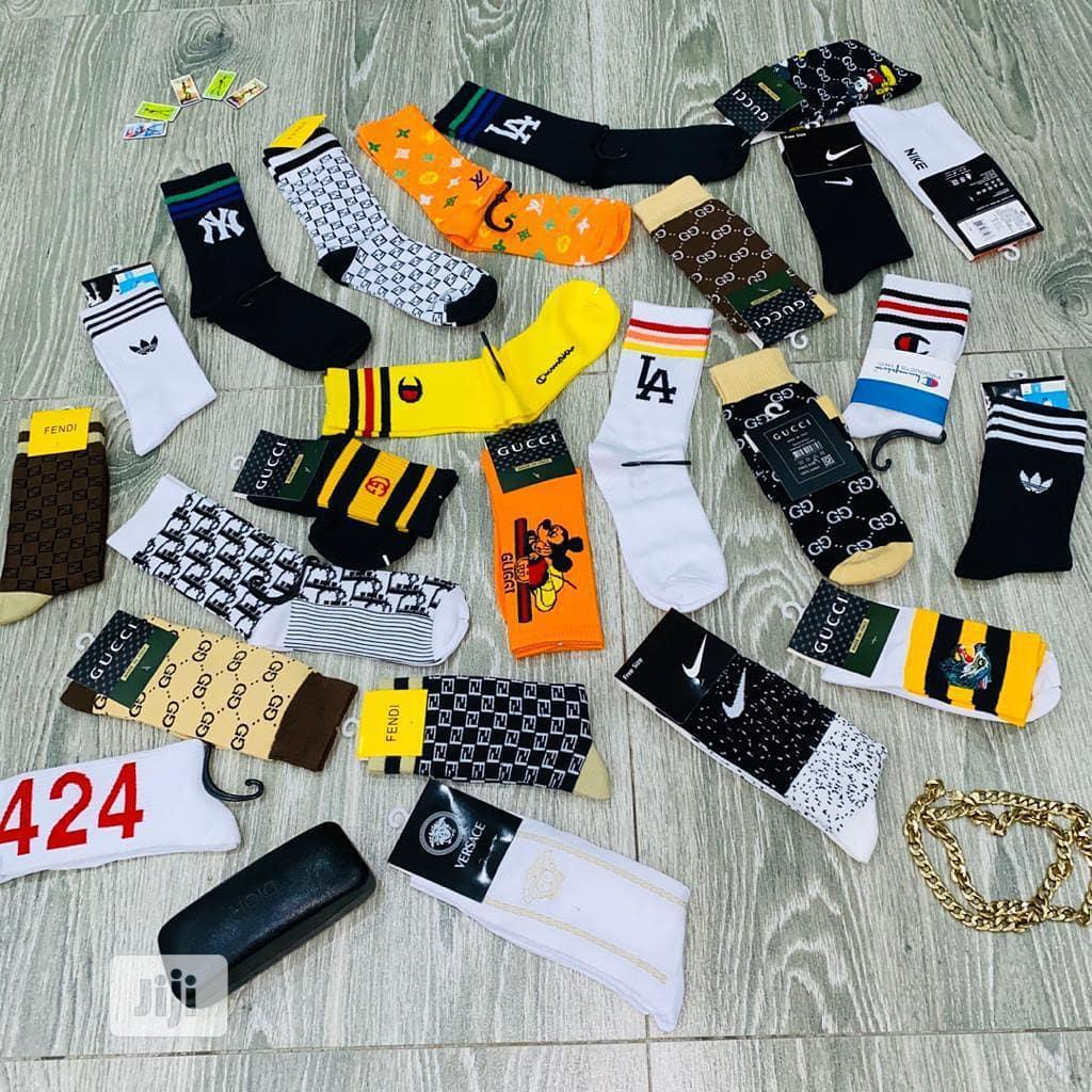 Designs Socks | Clothing Accessories for sale in Magodo, Lagos State, Nigeria