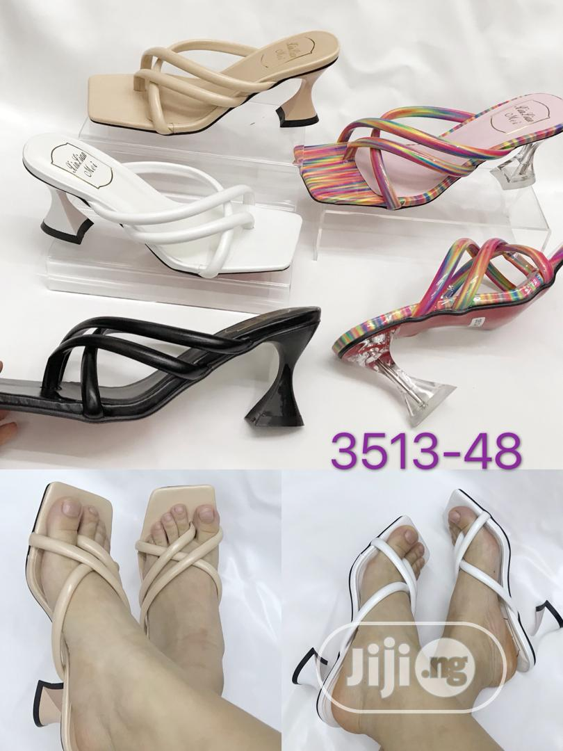 Archive: Ladies Classic Heels