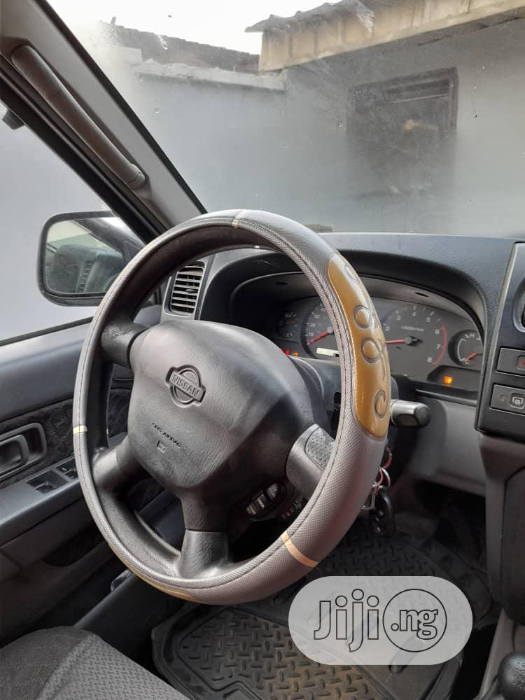 Archive: Nissan Xterra 1999 Silver