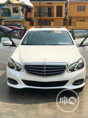 Mercedes-Benz E350 2014 White | Cars for sale in Lagos State, Gbagada