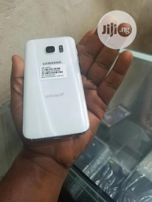 Samsung Galaxy S7 32 GB White   Mobile Phones for sale in Lagos State, Surulere