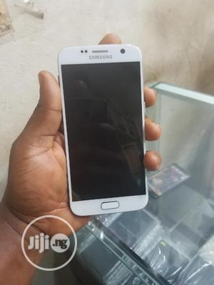 Samsung Galaxy S7 32 GB White | Mobile Phones for sale in Lagos State, Surulere