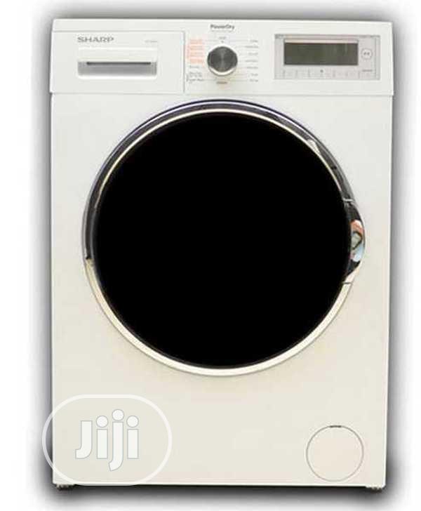 Sharp 9kg Washer 6kg Dryer Washing Machine FSLVD9002LS