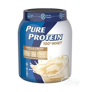 Pure Protein 100% Whey   Vitamins & Supplements for sale in Lagos State, Alimosho