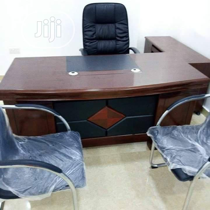 Quality Executive Table And Executive Chairs