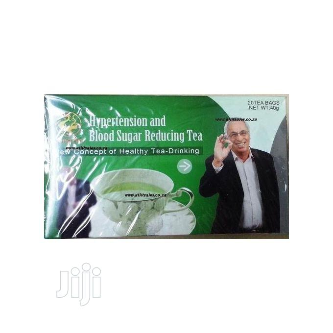 Hypertension And Blood Sugar Reducing Tea