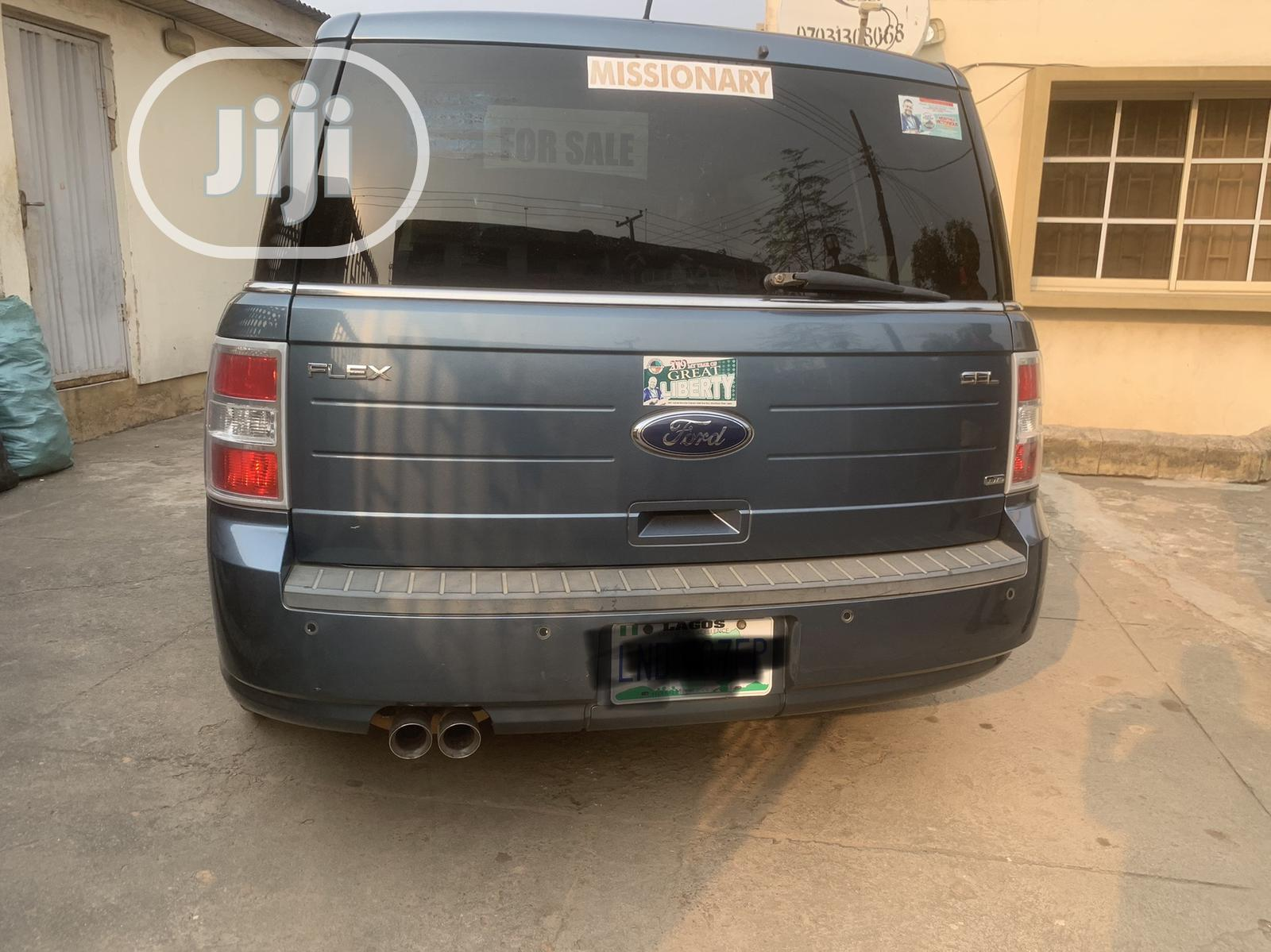 Ford Flex 2011 SEL Blue | Cars for sale in Isolo, Lagos State, Nigeria