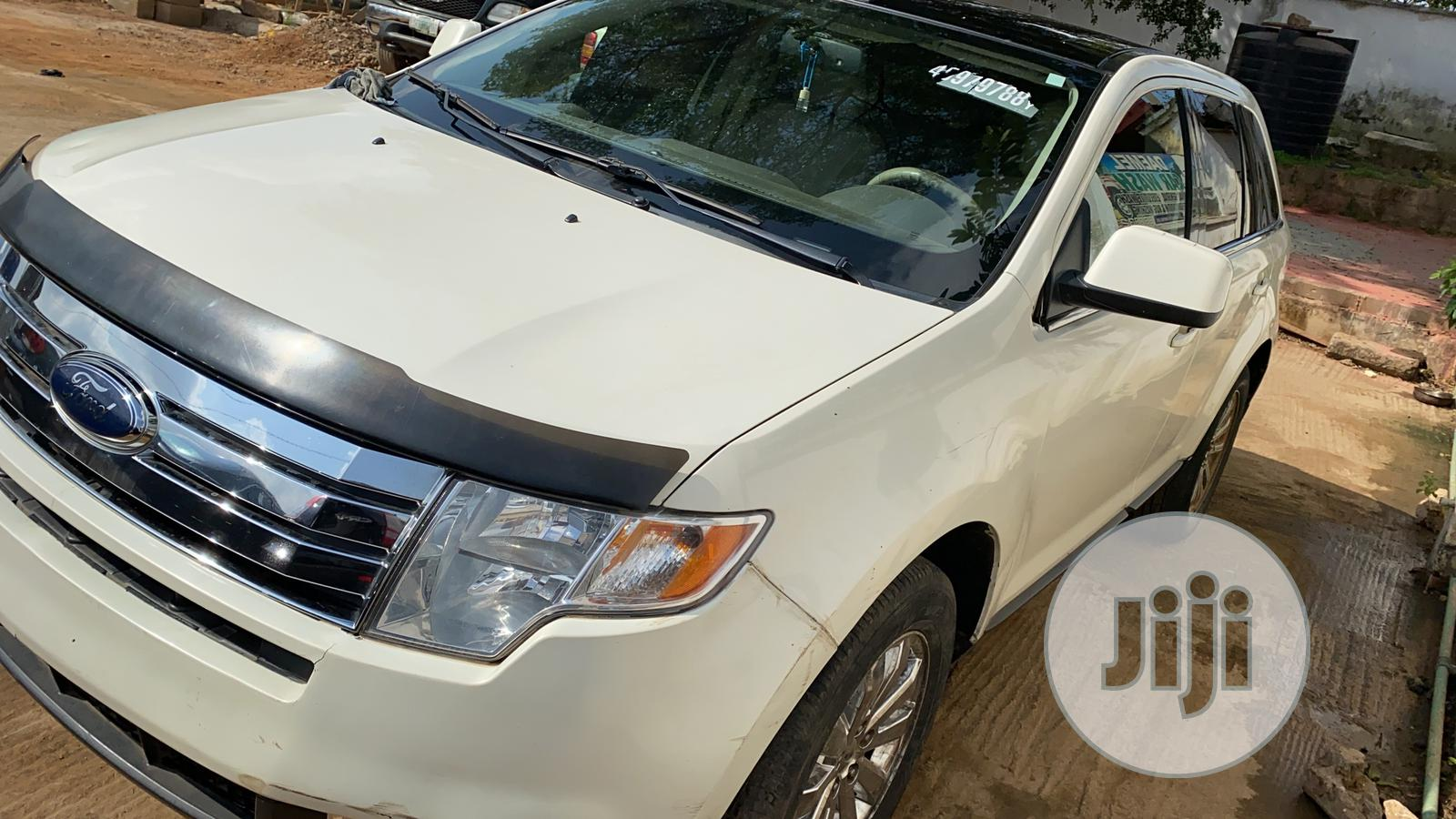 Ford Edge 2007 SE 4dr FWD (3.5L 6cyl 6A) White | Cars for sale in Ibadan, Oyo State, Nigeria