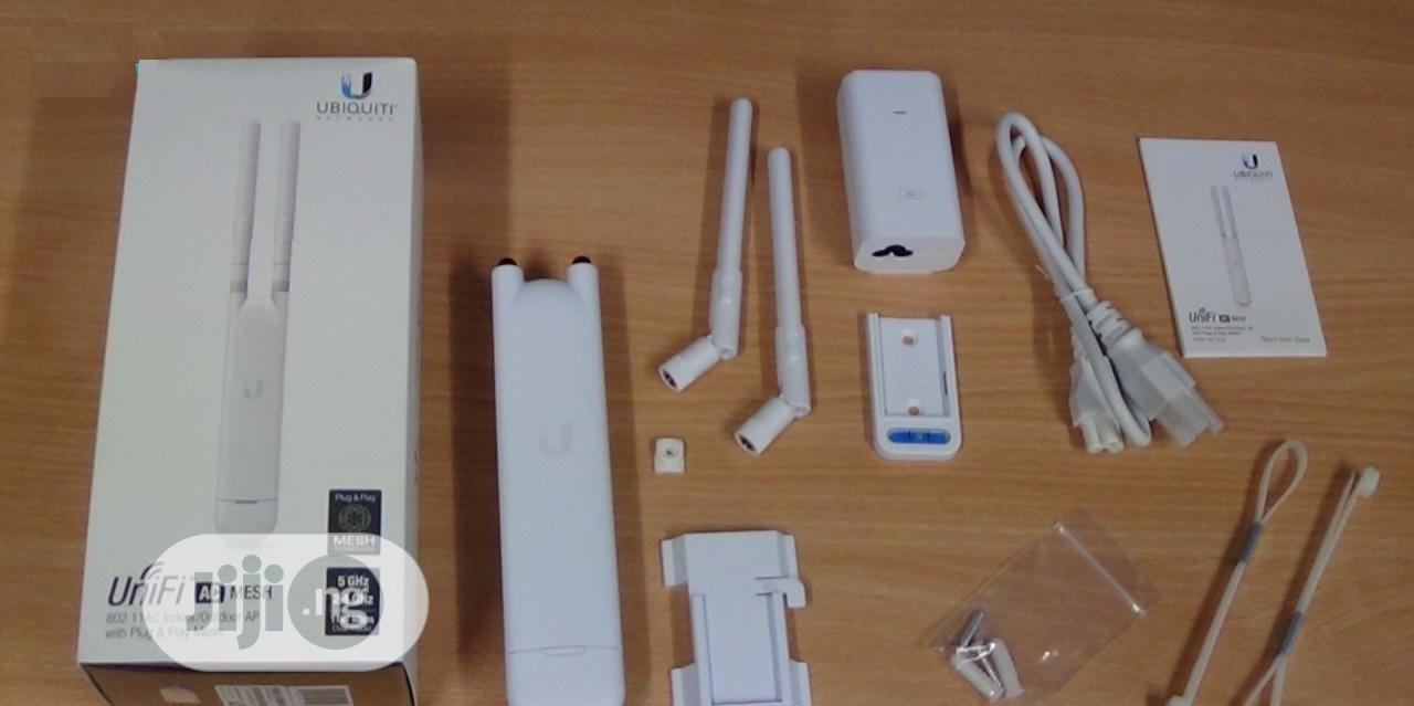 Ubiquiti UAP-AC-M Unifi Mesh Access Point | Networking Products for sale in Abule Egba, Lagos State, Nigeria