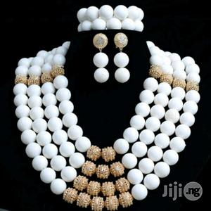 Coral Beads Necklace Bridal   Wedding Wear & Accessories for sale in Plateau State, Jos