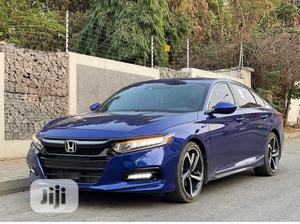 Honda Accord 2018 Sport Blue | Cars for sale in Abuja (FCT) State, Maitama