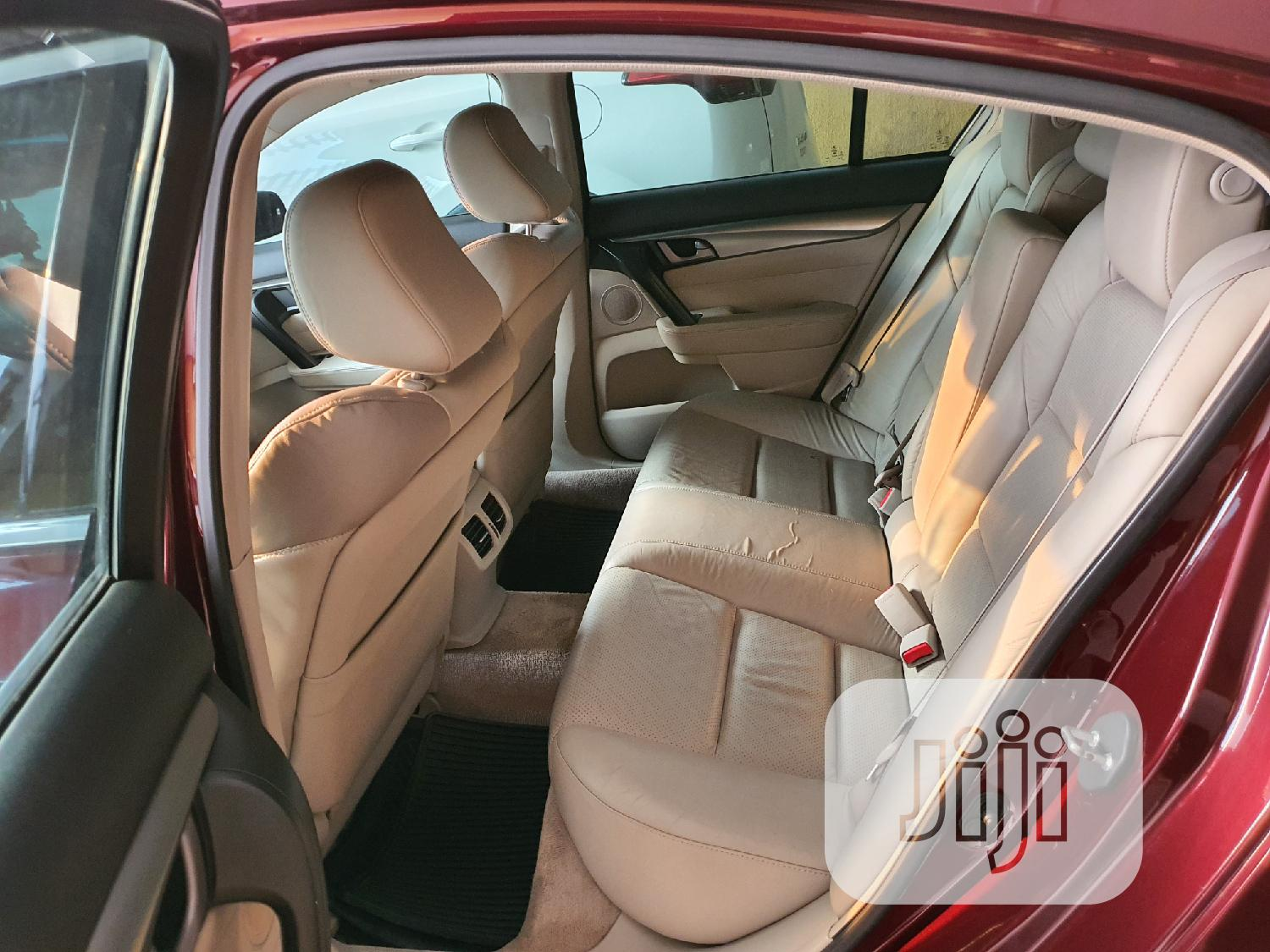 Acura TL 2010 SH-AWD Red | Cars for sale in Surulere, Lagos State, Nigeria