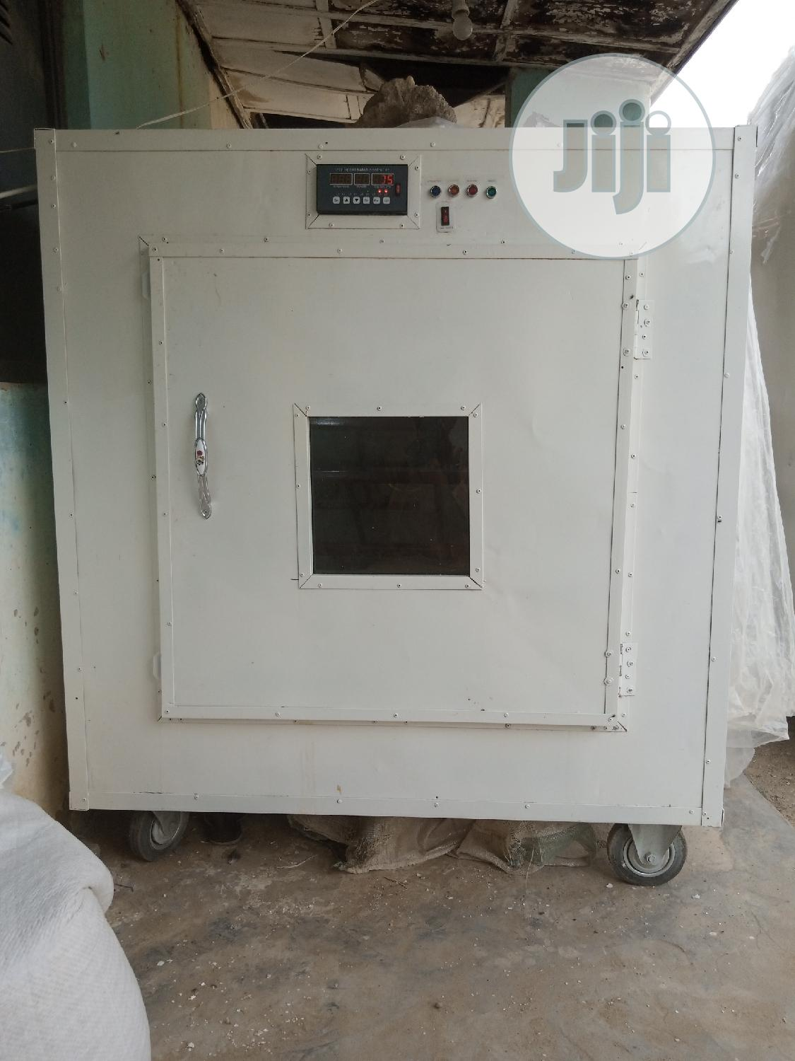 Archive: Automatic Gas And Electric Egg Incubator