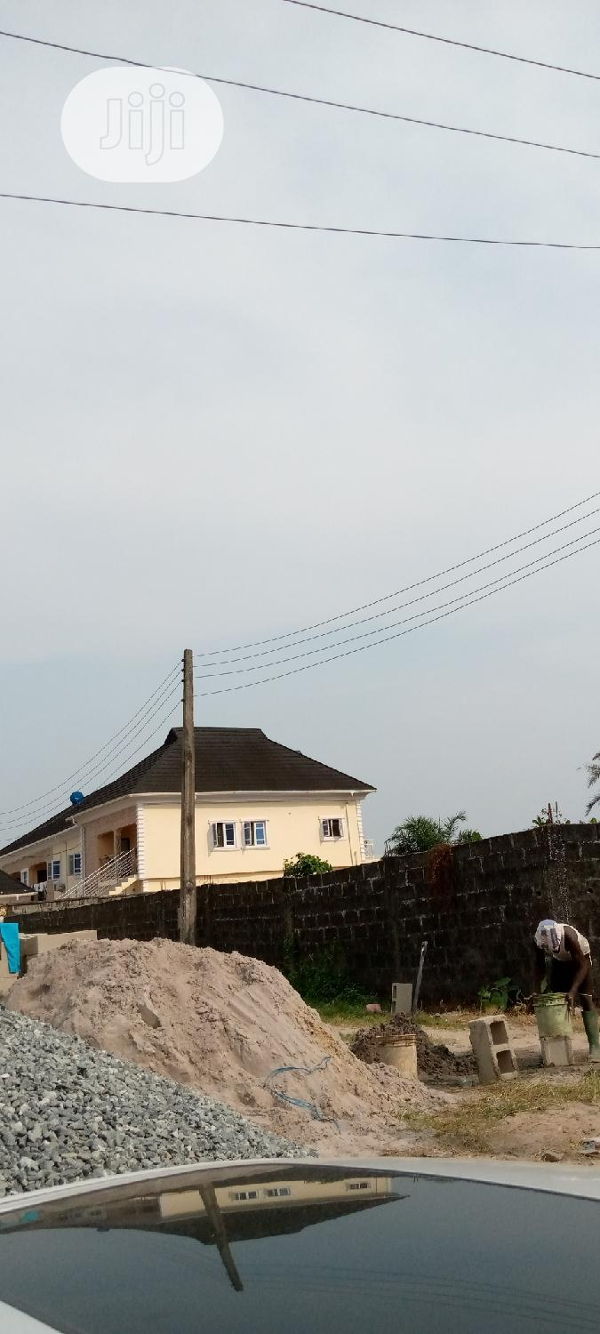 Full, Half Plot for Sale at Abijo Close to Road | Land & Plots For Sale for sale in Abijo, Ibeju, Nigeria