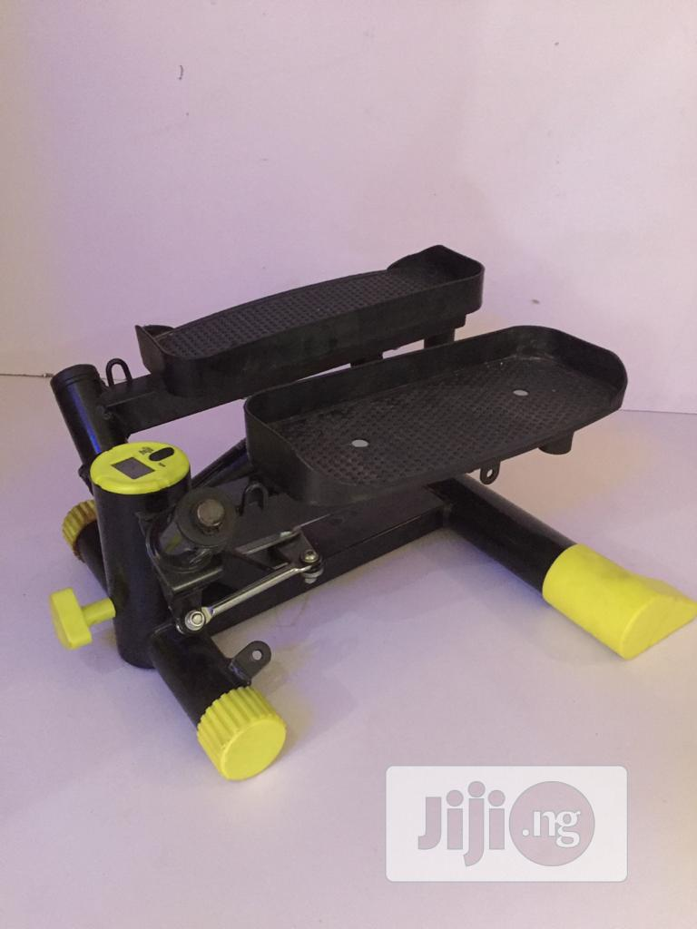 Ultra Sport Fitness Stepper US Used | Sports Equipment for sale in Ajah, Lagos State, Nigeria