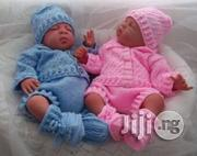 Baby Sweater Knitted Cardigan Set Of 2 | Children's Clothing for sale in Plateau State, Jos