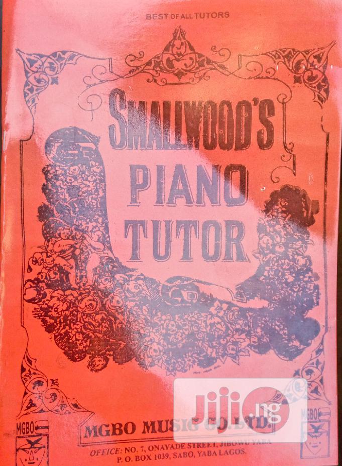 Smallwood Piano Tutor Book
