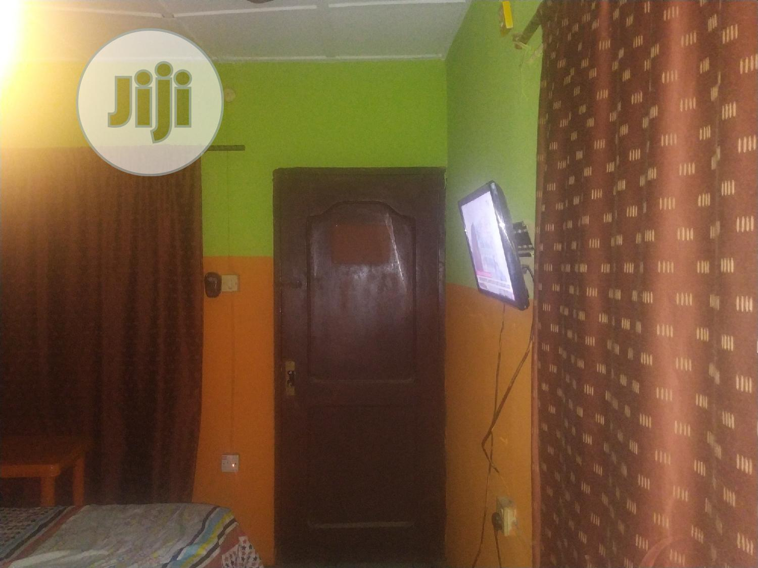 Shortlet Room Self-Contained at Sagamu