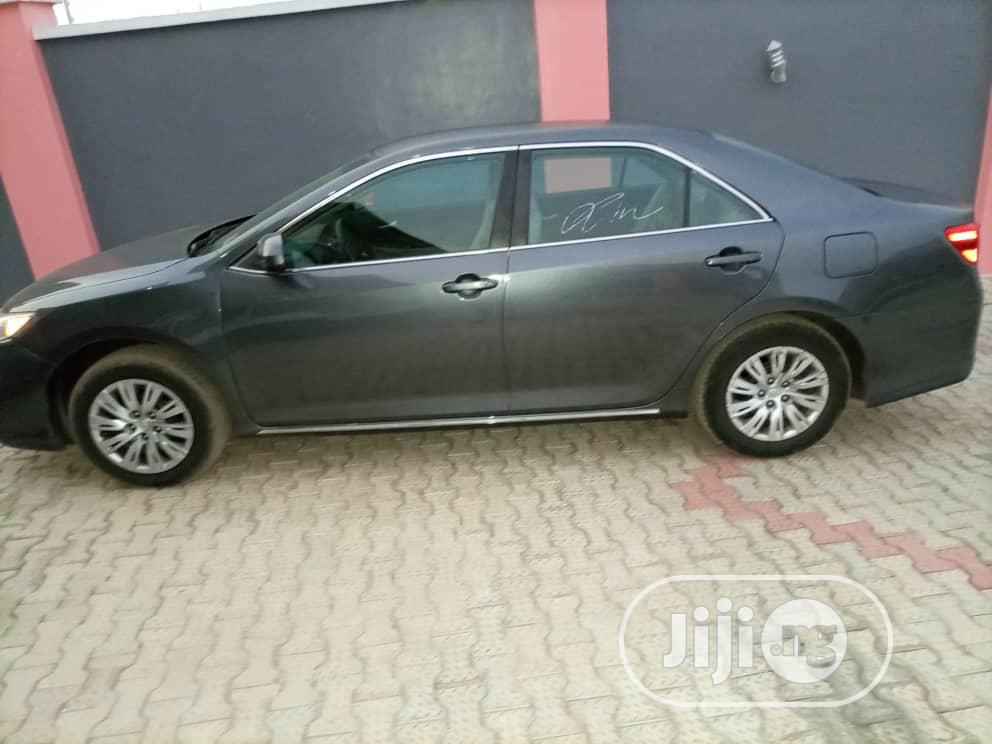 Toyota Camry 2013 Gray | Cars for sale in Ibadan, Oyo State, Nigeria