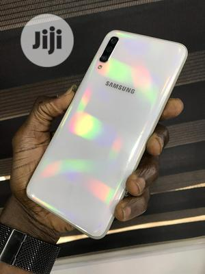 Samsung Galaxy A70 128 GB White | Mobile Phones for sale in Lagos State, Ikeja