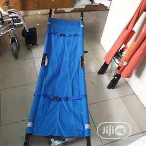 Foldable Mobile Stretcher   Medical Supplies & Equipment for sale in Lagos State, Lagos Island (Eko)