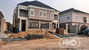 New Bedroom Semi Detached Duplex With Bq at Gbagada | Houses & Apartments For Sale for sale in Gbagada, Ifako-Gbagada