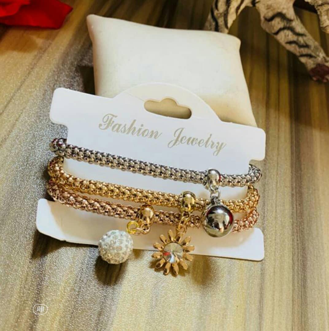 3 in 1 Charm Bracelet