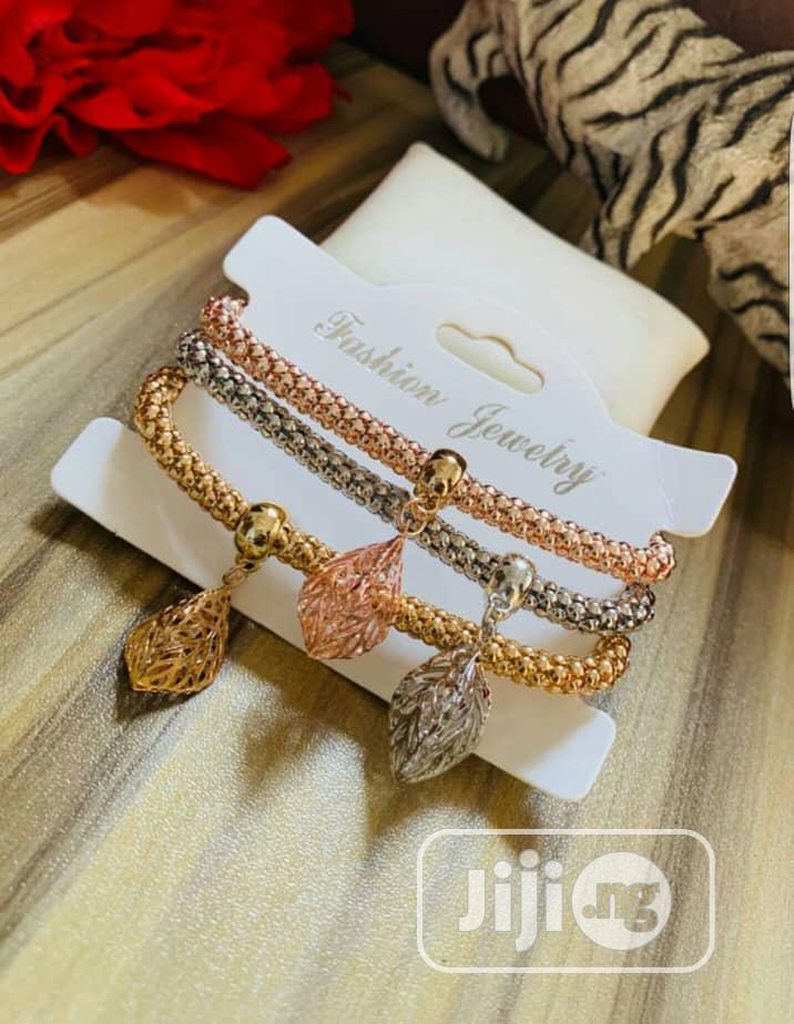 3 in 1 Charm Bracelet | Jewelry for sale in Alimosho, Lagos State, Nigeria