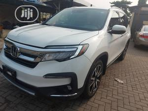 Honda Pilot 2020 EX-L w/Navi & RES AWD White   Cars for sale in Lagos State, Maryland