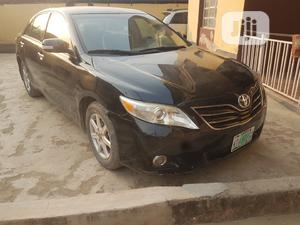 Toyota Camry 2008 2.4 LE Black | Cars for sale in Lagos State, Mushin