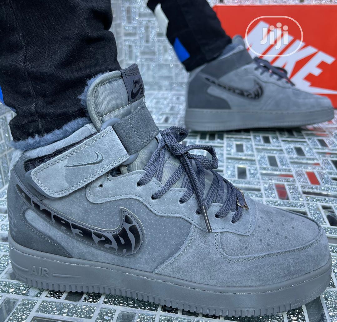 Nike Airforce 1 High Ash