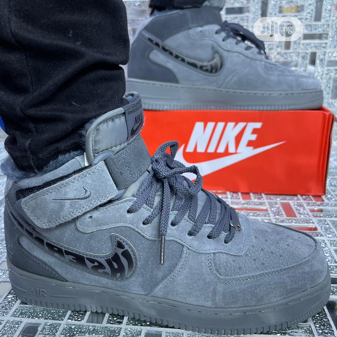 Nike Airforce 1 High Ash   Shoes for sale in Victoria Island, Lagos State, Nigeria