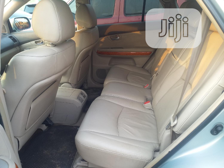 Lexus RX 2005 330 Silver | Cars for sale in Ifako-Ijaiye, Lagos State, Nigeria