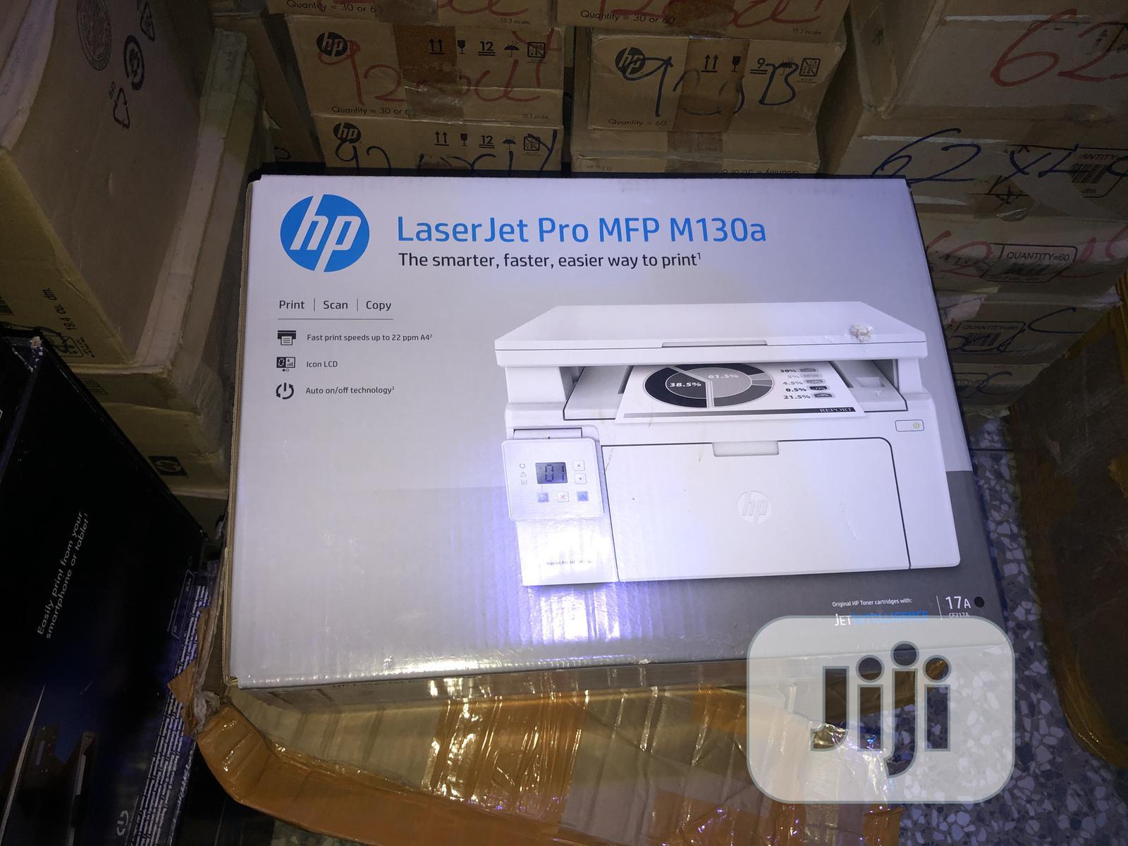 HP Printer 130A