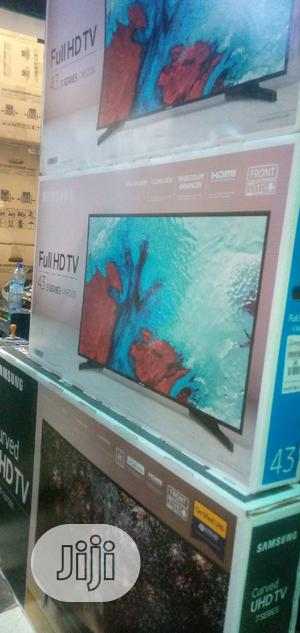 Original Samsung 43inches TV Led | TV & DVD Equipment for sale in Lagos State, Apapa