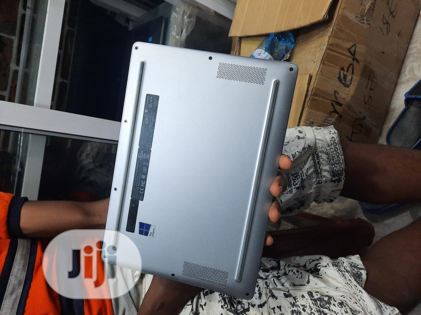 Laptop HP EliteBook Folio G1 8GB Intel Core I5 SSD 256GB | Laptops & Computers for sale in Ikeja, Lagos State, Nigeria