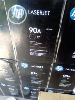 Hp 90a Toner Cartridge | Accessories & Supplies for Electronics for sale in Lagos State, Apapa