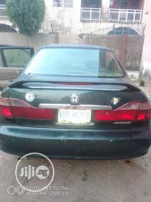 Honda Accord 2000 Green | Cars for sale in Lagos State, Ojo