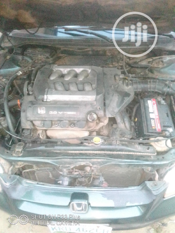 Archive: Honda Accord 2000 Green