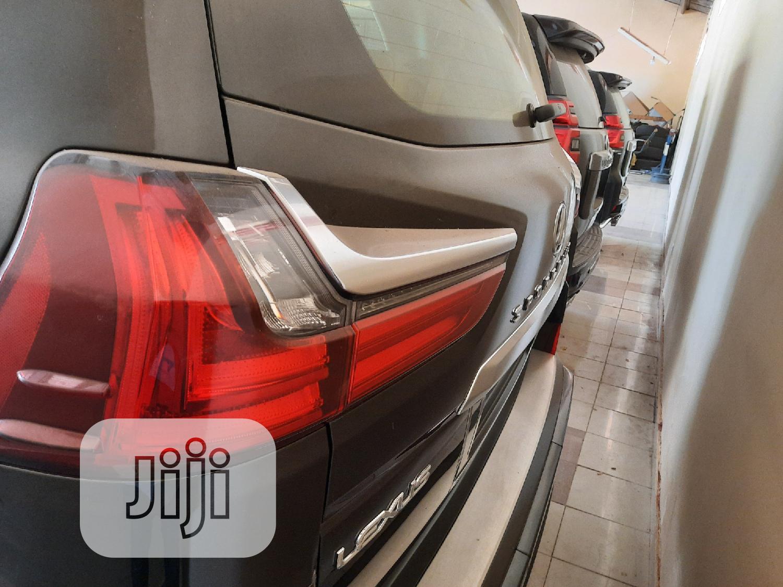 New Lexus LX 2020 570 Three-Row Black   Cars for sale in Garki 2, Abuja (FCT) State, Nigeria