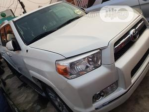 Toyota 4-Runner 2010 Limited 4WD White | Cars for sale in Lagos State, Ifako-Ijaiye