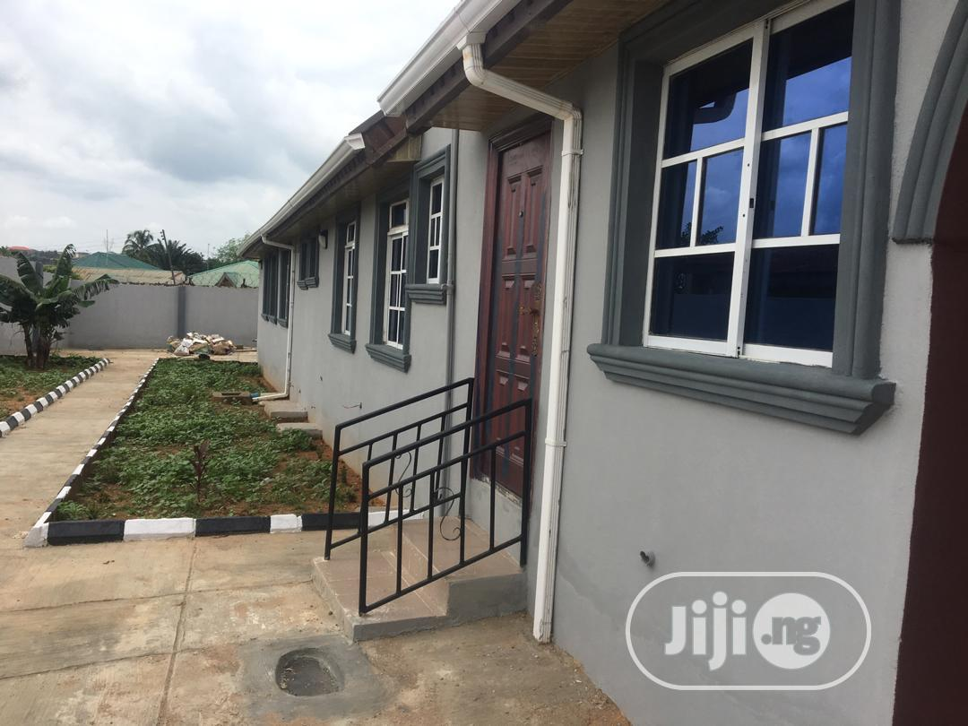 2 No New 3bedroom Semi Detached Bungalows in Akingbile,
