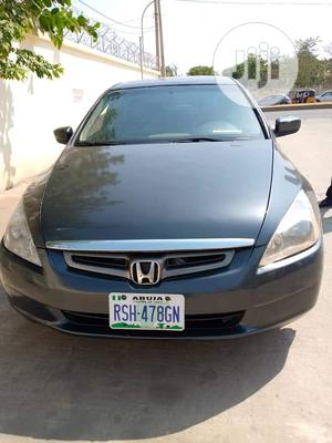 Honda Accord 2004 2.4 Type S Automatic Gray   Cars for sale in Abuja (FCT) State, Jikwoyi