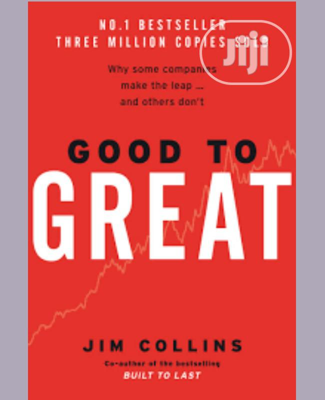 Archive: Good to Great by Jim Collins