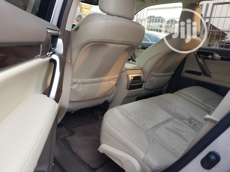 Lexus GX 2014 460 Luxury Silver   Cars for sale in Ifako-Ijaiye, Lagos State, Nigeria