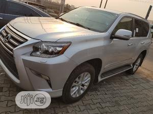 Lexus GX 2014 460 Luxury Silver   Cars for sale in Lagos State, Ifako-Ijaiye