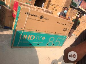 Hisense Smart UHD A7500 TV 85 Inches | TV & DVD Equipment for sale in Lagos State, Ojo