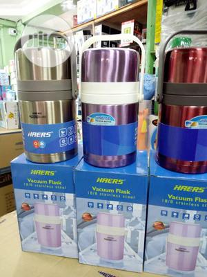 Quality Haers Food Flask (1000ml)   Kitchen & Dining for sale in Lagos State, Ipaja